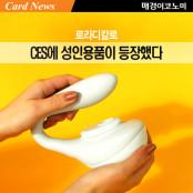[카드뉴스] 글로벌-로라디칼로…CES에 성인용품이 여성용성인용품 등장했다