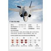 北 맹비난 때문? 은밀 이번 주 '은밀 은밀 모드'로 도입 F-35A 은밀 스텔스기