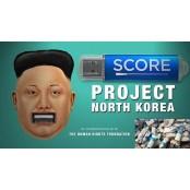 美영화감독, 다큐영화 '스코어' USB에 담아 北 보내기 플래시스코어 캠페인