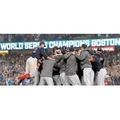 2018년 챔피언 보스턴도 사인 훔쳤다...MLB