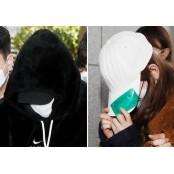 '전 여친 살해·시신유기' 20대 남성과 여자수갑 현재 여자친구 구속영장 심사 출석 여자수갑