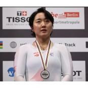사이클 경륜 이혜진, 일본경륜 한국 첫 세계선수권 일본경륜 은메달 쾌거