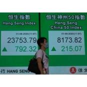 트럼프가 때려도 평온한 트럼프카드 의미 홍콩, 믿는 건 트럼프카드 의미 '634조원 외환 곳간' 트럼프카드 의미