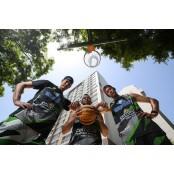 40대 아재 셋, 프로농구올스타전 3대 3 농구코트 프로농구올스타전 장악한다