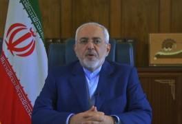 """이란 외무장관 """"외교"""