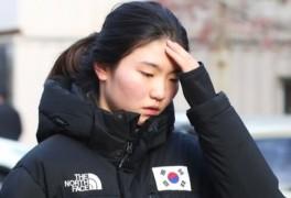"""문자 깐 조재범에…""""심석희 정상적 생활 불가, 정신적 충격"""""""