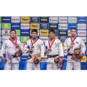 유도대표팀 김임환 세계대회 66㎏급 은메달