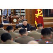 """북, 군사 회의 열어 """"자위적 국방력"""" """"가속 자위기구 발전"""" 위한 핵심 문제 논의"""
