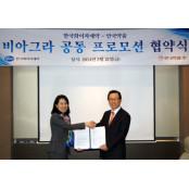 안국약품, 한국화이자제약 `비아그라` 코프로모션 계약 체결