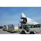 아시아나항공, 체리·반도체·의약품