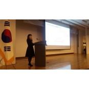 """김지혜 경희대 동서의학대학원 교수 """"우유, 치주질환에 도움"""" 멸균증류수"""