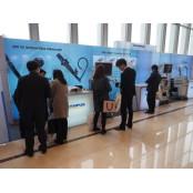 올림푸스한국, 비뇨기과학회서 연성 연성방광경 비디오 방광경 선보여 연성방광경