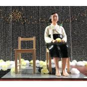 위안부 '평화의 소녀상', 오카모토 일본 공공미술관 첫 오카모토 전시