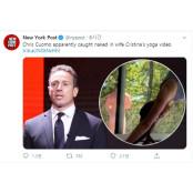 CNN 스타앵커 쿠오모 이번엔 '나체사진'으로 나체사진 화제