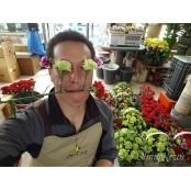 꽃집 아저씨의 특종... 거유 JTBC에서 전화가 왔다 거유