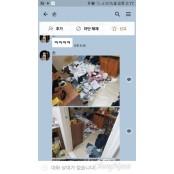 """집안 쑥대밭 만들고 성인엽기 """"ㅋㅋㅋㅋ""""... 손혜원 남동생의 성인엽기 엽기 행각"""