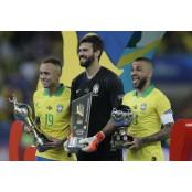 브라질, 에베르통-제주스 앞세워 코파아메리카 코파 아메리카 우승 코파아메리카