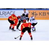 U20 아이스하키 대표팀, 중국에 승리... 상위리그 노린다 하키스코어