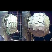 팽창형 숙박시설 국제우주정거장에 팽창형 설치