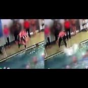 수영강사가 7살 아이 성인용 풀에 던져...경찰 수사 남자성인용