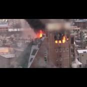 제천 화재 29명 숨져...사우나 갇혀 참변