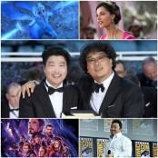 [영화결산①] #천만 5편 #세계 속 韓영화인...2019년 영화계 세계부자순위 2019 이슈