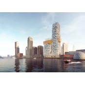 〔안정원의 건축 칼럼〕 색스 네덜란드 로테르담 항구도시의 색스 이색적인 트윈타워, 더 색스 색스