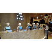 [트렌드] 시부야의 로봇카페에서 정력재 마주친 미래