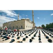 귀를 울리는 영혼의 소리 '에잔'… 터키 모스크에서 알라 이슬람 속살을 보다
