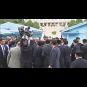 '번개 만남'에 곳곳에서 반전·파격