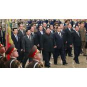 北, 김정은 주재 당 중앙군사위 자위사진 개최…자위적 국방력 강화 논의