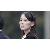 """북한 김여정 """"훈련은 자위적 행동""""…청와대 자위사진 강하게 비난"""