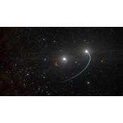 지구에서 가장 가까운 짝 '짝별 동반' 블랙홀 짝 관측