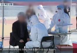 경남 53명 신규 확진…