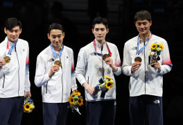 [올림픽] 금메달 가장