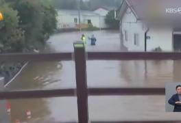 태풍 '찬투' 제주에 1,200mm 폭우…침수 피해 잇따라