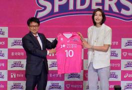 '팀 준우승에도 MVP'