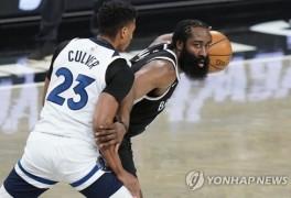 [NBA] '하든 트리플더