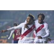 페루, 파라과이 잡고 코파아메리카파라과이 코파아메리카 3위