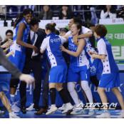 2017 한일 여자농구 농구승무패 클럽 챔피언십, 16일 농구승무패 아산에서 개막