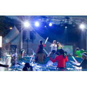 열대야 이색 피서지, 야간경마 서울 경마공원의 야간경마와 야간경마 나이트 풀파티