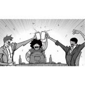 이지언 글, 손윤식 그림의 만화
