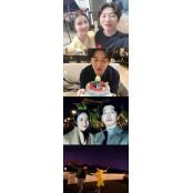 """""""이벤트 장인"""" 최송현, 남자친구 생일 이벤트 ♥이재한과"""