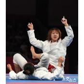 주짓수 여자 62kg 성기라, 금메달 여자성기