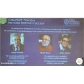 2019 노벨 물리학상, 페가수스 피블로 등 3명 페가수스 공동수상(종합)
