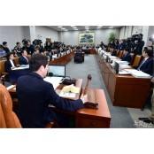운영위, 탈북민 강제북송·군인 항문성교 동성애 놓고 공방 항문성교
