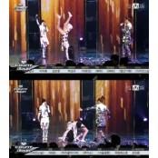 박봄 덤블링, 매끈한 하얀 다리 '체조선수 뺨치는 생방송블랙잭 덤블링'