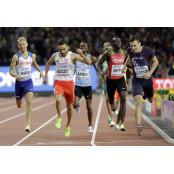 보제 남자 800m 깜짝 금메달, 암브로 루디샤 부상으로 빠진 틈 타 암브로