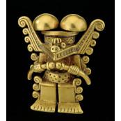 콜롬비아 황금박물관에 소장된 김해성인용품 황금문명 엘도라도 보물, 김해성인용품 김해국립박물관에 특별전시