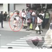 [여기는 중국] 속옷 차림으로 벌서는 아동 논란…학대인가 일본여자속옷 훈육인가?